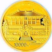 2012五台山1公斤圆形金币