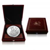 孔子1公斤银章