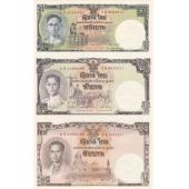 泰国三连体纪念钞