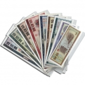 中国银行外汇兑换券大全套珍藏册