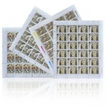 中国古典文学名著--2001-7聊斋志异大版邮票(第一组)