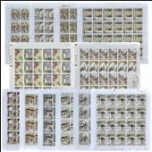 中国古典文学名著--聊斋志异1、2、3组大版邮票大全套