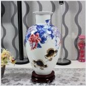 景德镇瓷器器名家作品 陶瓷花瓶