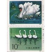精品小本票——天鹅邮票