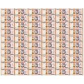 坦桑尼亚60连体钞 坦桑尼亚整版钞
