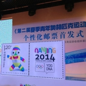 2014年南京青奥会纪念邮票大全套 青奥珍邮珍 青奥100国纪念硬币