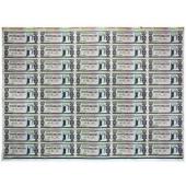 圭亚那20元45连体整版钞