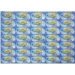 新西兰1999版$10 35连体整版钞