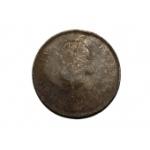 老银元 印度卢比银币 女王古币