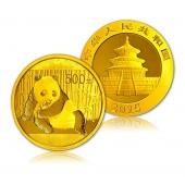 2015年1盎司熊猫金币 15年一盎司金猫 15年1oz金猫