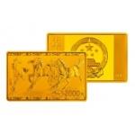 2015年中国近代国画大师徐悲鸿金币 5盎司金币 纪念币