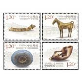 J 2018-11 丝绸之路文物(一)邮票 套票