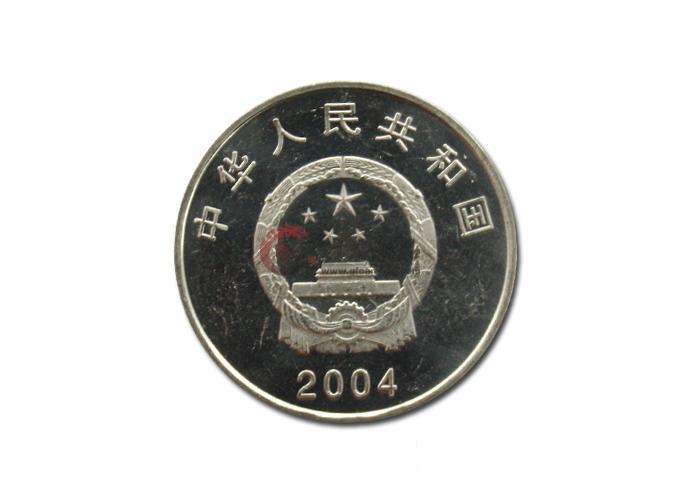 全国人民代表大会成立50周年纪念币-广发藏品