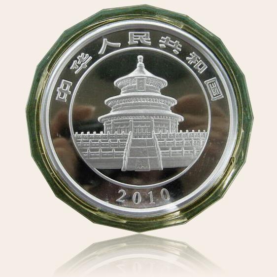 2011版熊猫1公斤银币