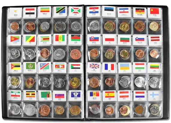 世界硬币(120国家地区)