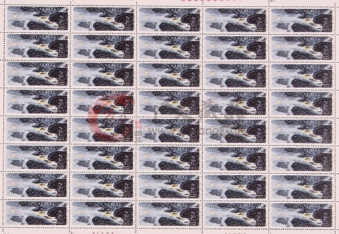 T53桂林山水整版票