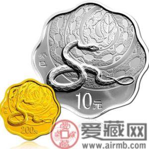 2013年蛇年梅花金银币市场行情分析