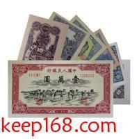 钱币收藏市场之辨