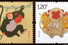 """丙申年猴票升值太快变""""火箭猴"""""""