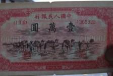 1951年骆驼队纸币回收价格多少?