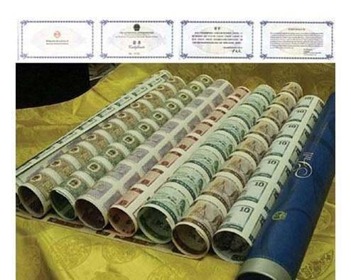 人民币大炮筒市场价格如何,能值多少钱?