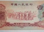 1960年枣红1角纸币详细冠号大全