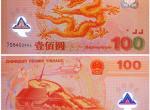 千禧龙钞收藏价值重大
