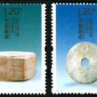 2011-4T《良渚玉器》邮票