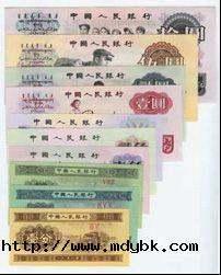 人民币收藏  人民币收藏最新行情