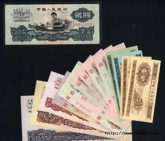 钱币收藏,纸币收藏