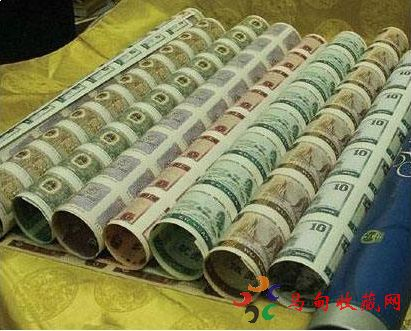 浅析第四套人民币整版钞收藏价值