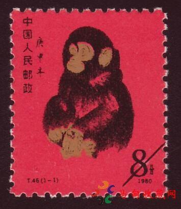 第一轮猴年邮票值多少钱