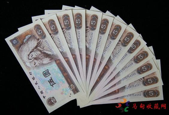 人民币805值多少钱?能升值吗?