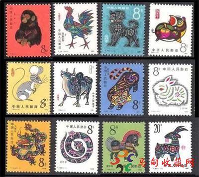 四轮十二生肖邮票有哪些特别之处