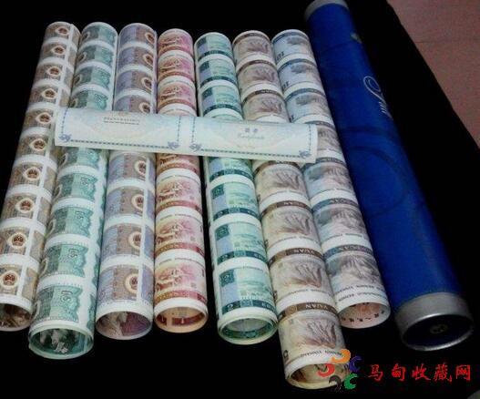 哪里回收连体钞,连体钞收藏价值高