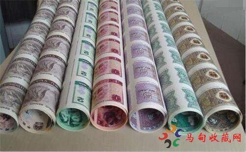 人民币连体钞2017年行情如何?