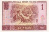 第四套人民币96版1元纸币最新价格表