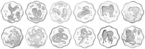 十二生肖银币回收价格表
