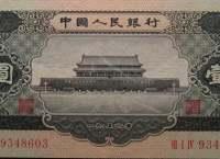 1956年1元行情分析