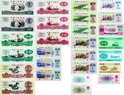 第三套人民币有几种面值 钱币的版本介绍