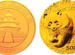 2002版500元熊猫金币1盎司市场价值怎么样