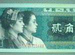 第四套人民币贰角8002有哪些特殊版别