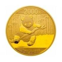 14年熊猫金币受到投资者欢迎,未来收藏价值值得期待