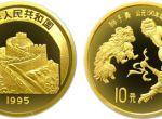 第一组中国传统文化狮子舞1/10盎司金币收藏价值怎么样