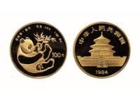 1盎司熊猫金币1984年版有什么收藏价值   值得收藏吗