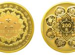 西藏自治区解放50周年1/2盎司金币收藏价值高吗