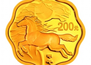 马年纪念币价格短期趋势平衡向上,受到众多藏家们的欢迎