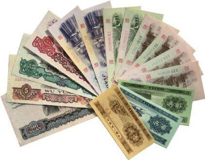 第三套人民币有几种水印 水印介绍