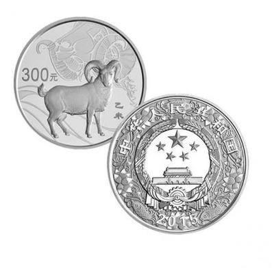 羊年纪念币集欣赏性和历史性为一体,收藏价值大