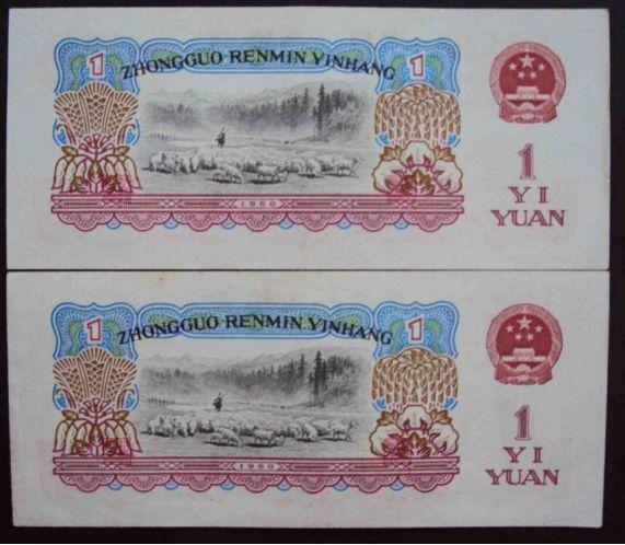 第三套人民幣1元市場前景分析